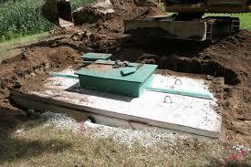 individual wastewater disposal system