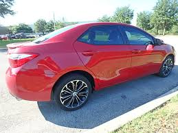 toyota corolla sport 2014 for sale 2014 used toyota corolla 4dr sedan cvt s plus at central florida
