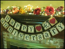 anniversary ideas for parents 40th wedding anniversary party ideas for your parents wedding