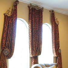 Curtain Hanging Hardware Decorating High End Drapery Hardware New At Ideas Modern Dining Table