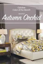 autumn orchid paint color sw 9157 by sherwin williams view