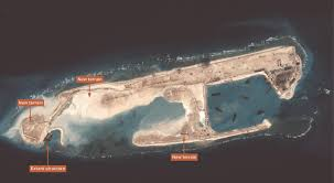 Spratly Islands Map China Is On A Crazy Mission To Build Artificial Islands What The