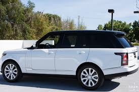 land rover hse white 2016 range rover hse rental rent the new range rover hse