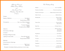 christian wedding program templates 8 program template cna resumed
