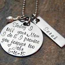 wedding gift necklace step wedding gift wedding gift for