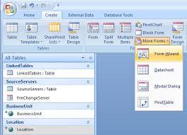 microsoft access an elegant solution to data warehouse metadata