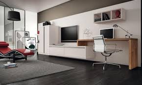 Home Offices Furniture Propensity Of Using Contemporary Home Office Furniture Nowadays