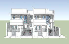 design house plan town house plans modern duplex townhouse plan modern townhouse