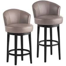 cushioned bar stool ellison swivel bar and counter stools antique brass upholstery