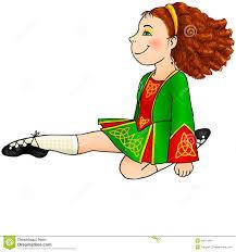 ireland clipart irish dancing pencil and in color ireland