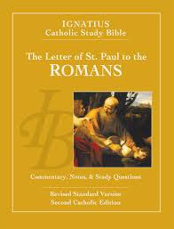 romans the gospel according to st paul st paul center