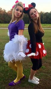 Halloween Costume Minnie Mouse Halloween Costumes Ideas Minnie Mouse U0026 Daisy Duck U0026f Costume
