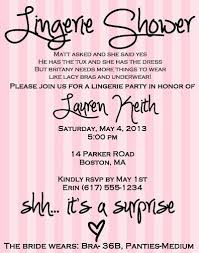 Lingerie For A Bride 25 Best Lingerie Shower Invitations Ideas On Pinterest Lingerie