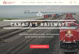 canada trains magazine