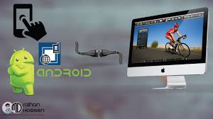 use android mobile as a wifi adapter for desktop computer