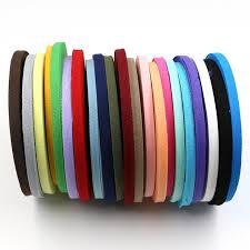 cotton ribbon aliexpress buy new 3 8 10mm mixed color 100 cotton ribbon