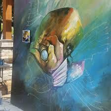 walls murals artist cass womack