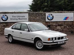bmw e34 530i v8 saloon manual 118k miles 2 owners 15 service
