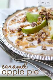 snicker caramel apple pie i nap time