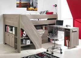 children s desk with storage kids storage beds with desk mezzanine high sleeper kids bed in grey