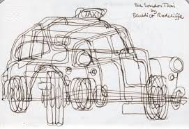 sketching cars 2 mostly drawing