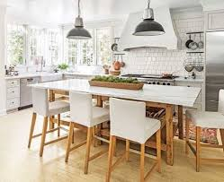 kitchen island dining best 25 island table ideas on kitchen booth table