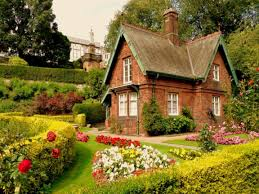 English Cottage House Plans A Brick Cottage I Could See Myself Living Here The Garden Is So