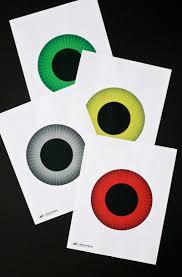 printable eyeball irises paging supermom