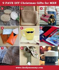 Christmas Homemade Gifts by A Handmade Christmas Diy Gifts For Men The Diy Mommy