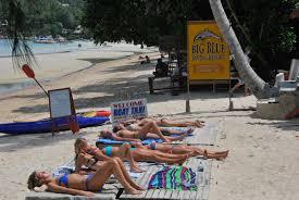 big blue diving koh tao may 2012