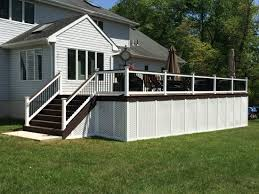 decks com millstone township nj deck builder pictures yannuzzi