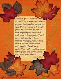 thanksgiving prayers holidays spiritual