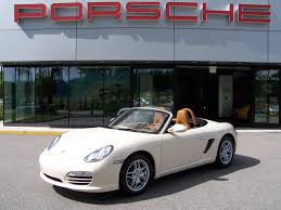 2010 porsche boxster 2010 porsche boxster in white with brown interior