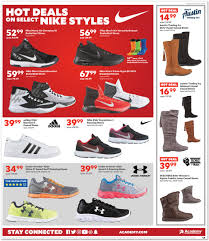 shoes sale black friday academy sports outdoors black friday ads sales deals 2016 2017