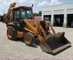 1992 case 580 super k backhoe item h7394 sold july 25 c