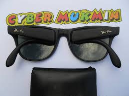 Jual Frame Ban Wayfarer cyber mukmin ban wayfarer folding ii