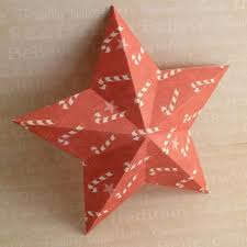 Easy Home Made Christmas Decorations Making Christmas Decorations Easy 3d Stars Baubles And More