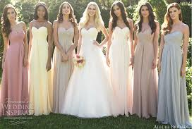 best bridesmaid dresses top 5 bridesmaid dress trends bridalguide