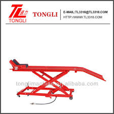 motorcycle lift table plans 1000lbs tl1700 4a motorcycle lift table plans harley chopper bobber