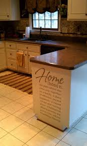 Kitchen Cabinet Decals Adding Uppercase Everywhere At The End Of This