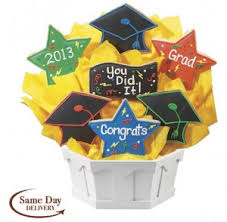 graduation gift baskets top 5 graduation decorating party ideas cookies by design
