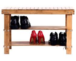 shoe storage bench with shoe storage