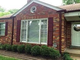 Exterior Paint Color Schemes For Brick Homes - home design ideas pictures exterior paint house pictures two tone
