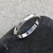 silver band sterling silver wedding bands 925 sterling silver band rings