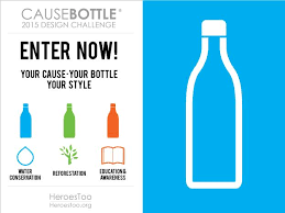The Challenge How To Do It The Cause Bottle Challenge Grabcad