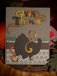 thanksgiving homemade cards seahorse creations 2010