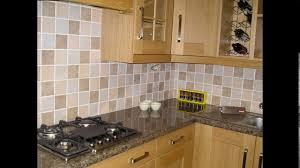 design of kitchen wall tiles youtube