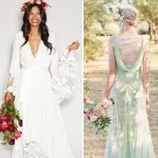 alternative wedding dress mon traditional wedding dress ideas for ballsy brides