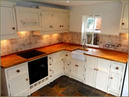 Kitchen Cabinets Repainted Knotty Pine Kitchen Cabinets Painted White Tehranway Decoration