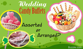 Candy Tables Ideas Wedding Candy Buffet Ideas That Your Guests Can Relish On